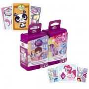 Pack Shuffle The Littlest Pet Shop - My Little Pony + Appli Gratuite