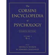 The Corsini Encyclopedia of Psychology, Volume 2 by Irving B Weiner
