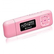 Transcend 8GB T.sonic MP3 Player 330 series (Pink)