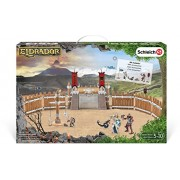 Schleich Bullring Play Set With Accessories