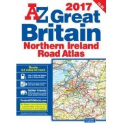Great Britain Road Atlas 2017