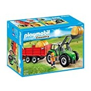 Playmobil 6130 Country Farm Large Tractor
