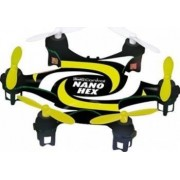 Aeromodel Revell Mini Quadcopter Nano Hex Black Yellow