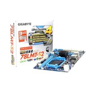 Placa Mãe GigaByte p/ AMD GA-78LMT-S2 AM3+ Box