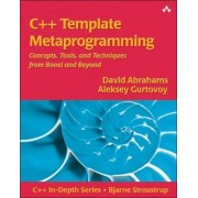 C++ Template Metaprogramming by David Abrahams