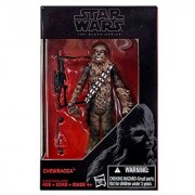 Star Wars The Black Series 2015 Chewbacca Exclusive Action Figure 3.75 Inches