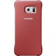 Samsung Pokrowiec na telefon Samsung Schutzcover EF-YG925BPEGWW, Pasuje do modelu telefonu: Galaxy S6 Edge, koralowy