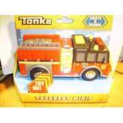Tonka Lights & Sounds Toughest Minis Fire Engine by Tonka