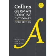 Collins German Concise Dictionary by HarperCollins Publishers