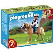 Playmobil 626587 - Granja Poni Haflinger+Establo