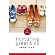 NIV, Once-A-Day Nurturing Great Kids Devotional by Dan Seaborn
