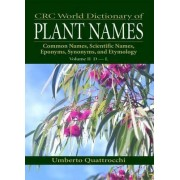 Crc World Dictionary of Plant Names: D-L Pt. 2 by Umberto Quattrocchi