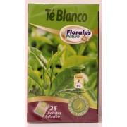 Infusión en bolsitas Té Blanco Floralp's (J)