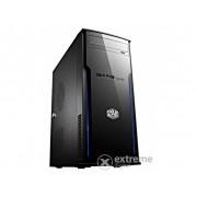 Carcasă PC fără sursă Cooler Master Elite 241 ATX, negru