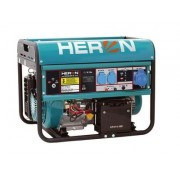 (EGM-65 AVR-1E) benzinm. áramfejlesztő, önindítóval, 6,5 kVA, 1f (8896121)