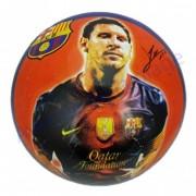 Ballon Lionel Messi FC Barcelone