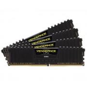 Vengeance LPX - 16 Go (4 x 4 Go) DDR4-2666 - PC4-21300 - CL15 - Mémoire PC (CMK16GX4M4A2666C15)