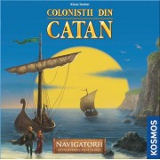 Colonistii din Catan - Navigatorii