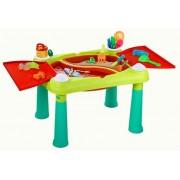 Keter Sand & Water kreatív gyerek asztal kék-piros