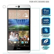 ApeCases® Curved 2.5D Tempered Glass Screen Protector For HTC Desire 826