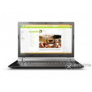 Laptop Lenovo 100-15IBD 80QQ00F3HV, negru