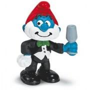 Schleich Smurfs: Papa Smurf DJ
