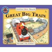 The Little Red Train by Benedict Blathwayt