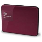 """Western Digital My Passport Ultra (New!) 2,5"""" 1TB (roșu)"""