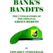 Bank's Bandits (AKA Banks Bandits) by Edward F. Fitzgerald