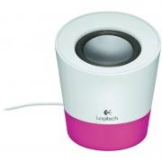 "BOXE Logitech 1.0 ""Z50"", RMS power: 5 W, Pink ""980-000805"" (include timbru verde 1 leu)"