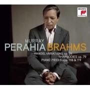 Murray Perahia - Brahms: Hndel Variations (0886977272523) (1 CD)