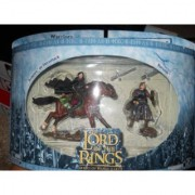 The Lord of the Rings Armies of Middle-Earth Warriors and Battle Beasts The Fellowship No.2 with Aragorn on Horseback an