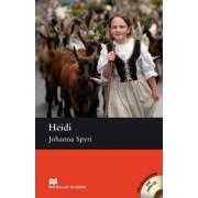 Heidi - Pre Intermediate Reader - Macmillan Readers by Johanna Spyri