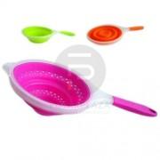 nyeles gyümölcsmosó pink 28339