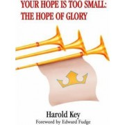 Your Hope Is Too Small by Harold Key