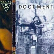R.E.M. - Document (0077771320026) (1 CD)