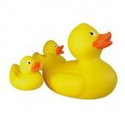 Lena Gumi kacsacsalád fürdőjáték