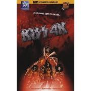 Kiss 4k - Les Légendes Sont Éternelles