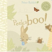 Peter Rabbit Naturally Better Peekaboo Peter by Beatrix Potter