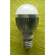 Bec glob 15x5630, cu radiator aluminiu, E27