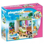 Playmobil Secret Beach Bungalow Play Box