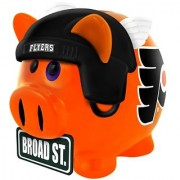 NHL Philadelphia Flyers Resin Large Thematic Piggy Bank