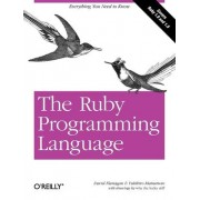 The Ruby Programming Language by David Flanagan