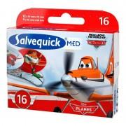 Salvequick Planes Plåster 14 st Plåster