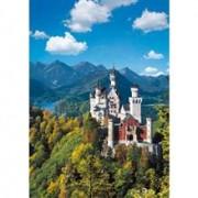 Puzzle Castelul Neuschwanstein, 1000 Piese