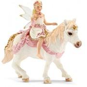 Schleich 70501 - Elfo Lilla in Groppa a Un Pony