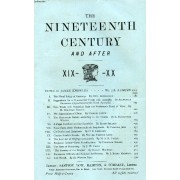 The Nineteenth Century And After Xix-Xx, N° 318, Aug. 1903 (Summary: The Fiscal Policy Of Germany. By Otto Eltzbacher. Suggestions For A Commercial Treaty With Australia. By A. Grainger ...