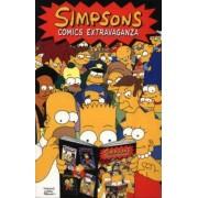 Simpsons' Comics Extravaganza by Steve Vance