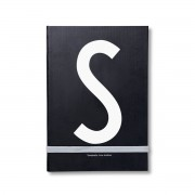 Design Letters - Personal Notizbuch von A-Z, S