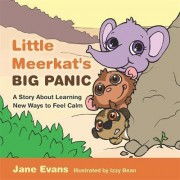 Little Meerkat's Big Panic by Jane Evans